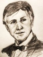 Christoph waltz by Trisiphone
