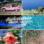 Stock Photos O1 - 'Summer Holidays 2018' by HollywoodParty