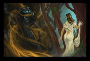 Hades meets Persephone v2 by Elven-Curse