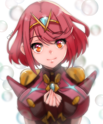 Pyra by MeowYin