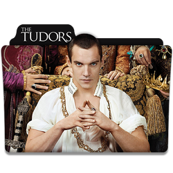 The Tudors : TV Series Folder Icon v6 by DYIDDO