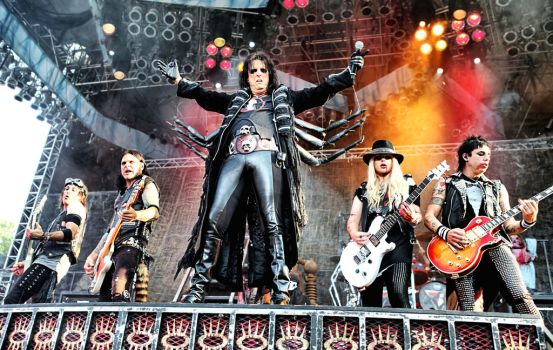 Alice Cooper:  The Arsenal by basseca