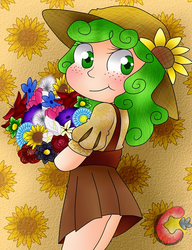 Muchas Flores by cocakirby