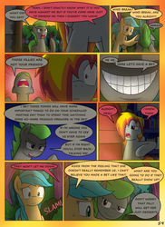 MLP FIM STARS Chapter-4 Stickers Page-59 by MultiTAZker