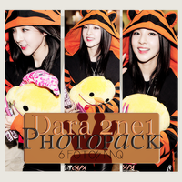Photopack Dara - 2NE1 006 by DiamondPhotopacks