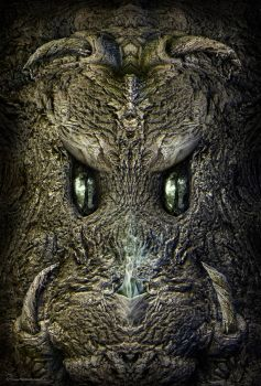 Animans Salix - Face to Face with a Sallow Tree by MatzeR