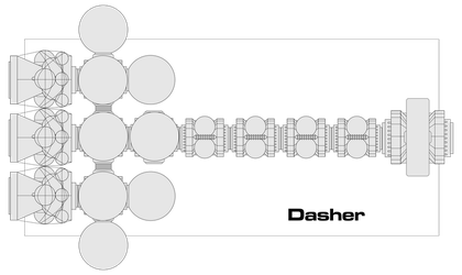 Dasher by jdeighan
