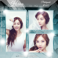 +HANA | Photopack #OO1 by AsianEditions