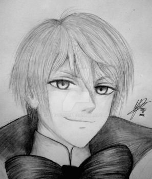 Alois Trancy by LadyAltarf