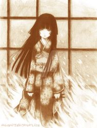 The Hell Girl, Enma Ai by autumncry