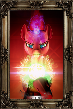 The Power of Tempest Shadow by LuxrayStark