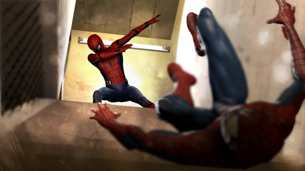 marvel beat sony erry time* by Citrus07