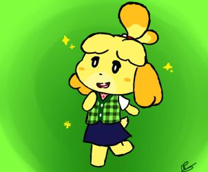 Isabelle by Predu92