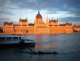 Danube Invasion Of Budapest 5 by stefanpriscu