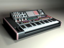 electone by luwe2009