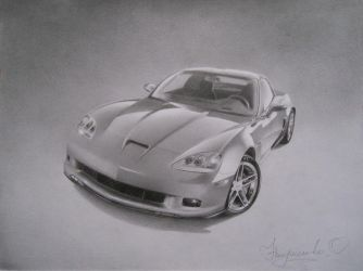 Chevrolet Corvette by NaumenkoO