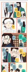 Overwatch Comic: Brothers Page 10 by Fruitloop-chan