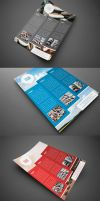 Clean Corporate Flyer by glenngoh