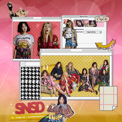 373|SNSD|Png pack|#07| by happinesspngs