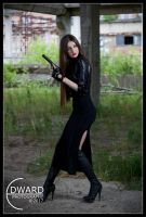 Danger Game - Spy Carma by Edward-Photography