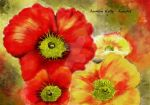 Morpheus' Poppies by LorraineKelly