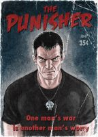 Pulpy Punisher by KevLev