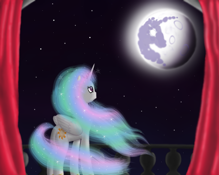 Premonition - The Coming Storm by My-Brony-Side