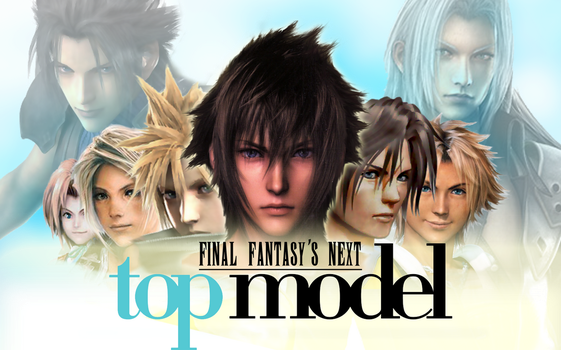 Final Fantasy's Next Top Model by ArtmasterRich