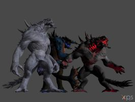 Goliath (From Evolve) for XPS/XNA! V2.75 by Jorn-K-Nightmane
