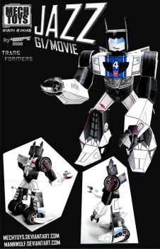 JAZZ G1-MOVIE by MECHTOYS