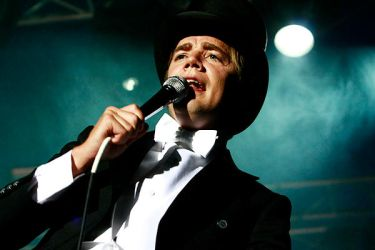 The Hives-OTBS Festival, Perth by geeewocka
