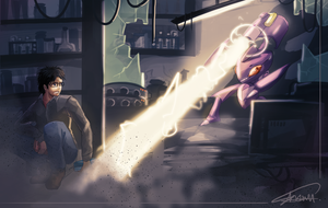 Genesect Attack