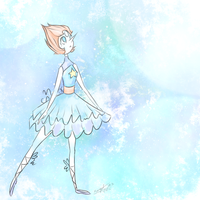 Ballerina Pearl by BrownieAlexia