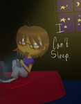 I don't sleep much. by Lizzilola