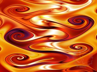 Firey Swirls by JayceCruel