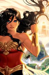 WONDER WOMAN by Renae De Liz for DC's new series! by RayDillon