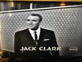 1962 Password Jack Clark guest host scene by dth1971
