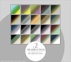 Gradient Pack 2 by deNoctem