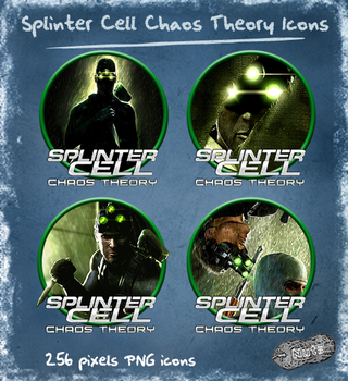 Splinter Cell Chaos Theory by nuteduard