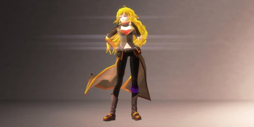 Yang Xiao-Long (Timeskip) [Model DL] by RosewickTrash