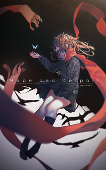 Hope and Despair by Mazumaro