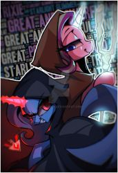 Great and Powerful by L8Lhh8086