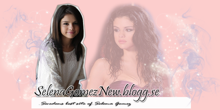 Selena Gomez Header by Cicciz
