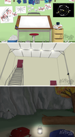 OH -SS- Backgrounds Pt. 1 by caat
