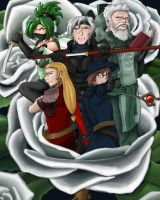 Overlords of the White Rose by ayarane