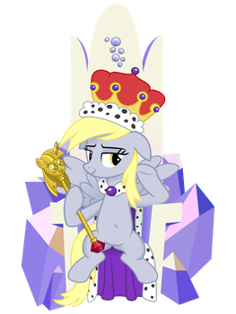 Princess of Derpship by cheezedoodle96