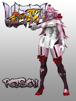 USFIV Poison 6p Outfit for XPS by KSE25
