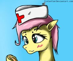 Nurse Flutters by TinCanTim