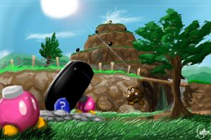Bob-Omb Battlefield by Triple-Q