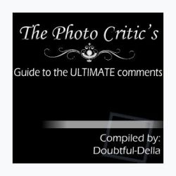 ULTIMATE Photography Critique by Doubtful-Della